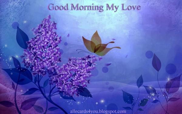 Good Morning My Love Qu : Good morning my love
