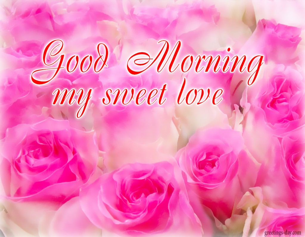 Good Morning Wishes For Love Pictures Images