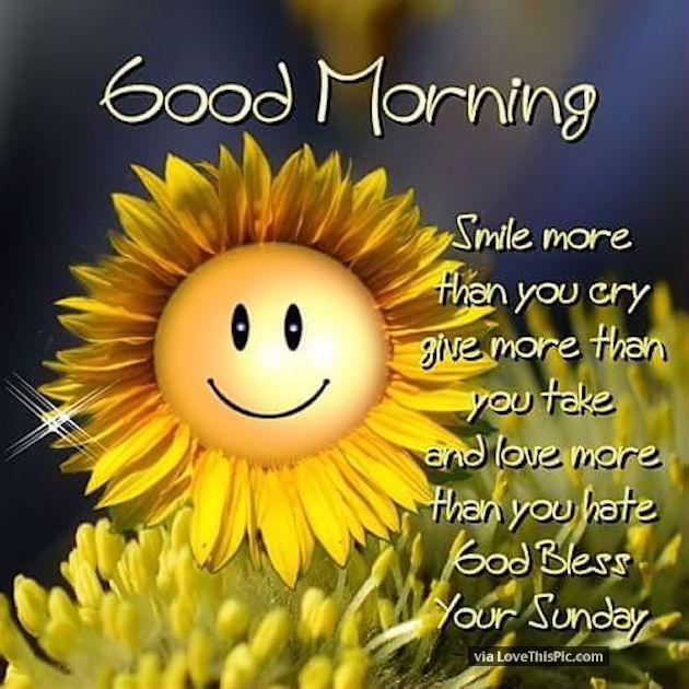 Good Morning Smile Pics : Good morning smile more