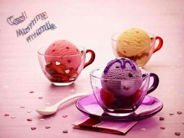 Good Morning - Sweet Ice Cream image-wg2502