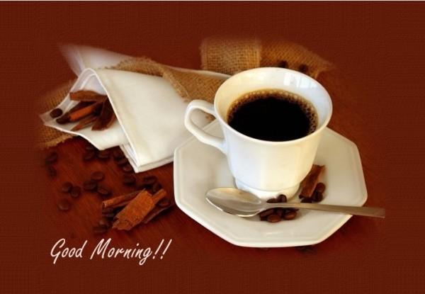 Good Morning - Tea-wg03305