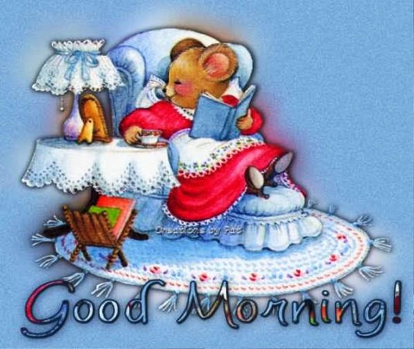 Good Morning Wake Up Now-wg01337