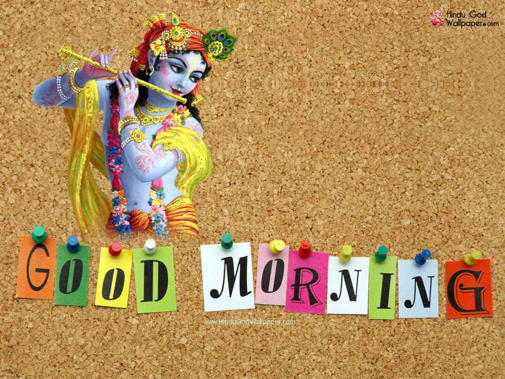 Good Morning Wishes For Hindus Pictures Images