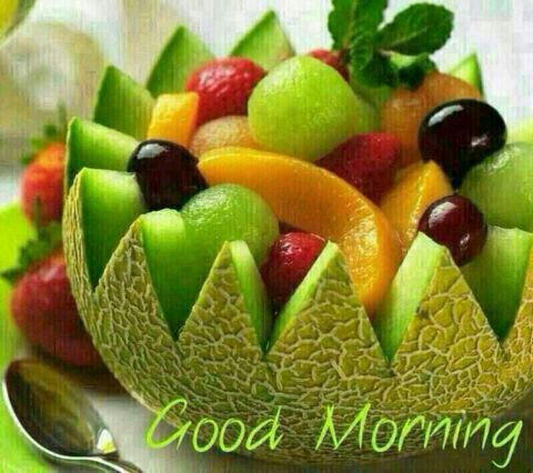 Good Morning Wishes With Fruits Pictures Images Page 3