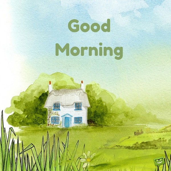 Good Morning With Painting-wg01750
