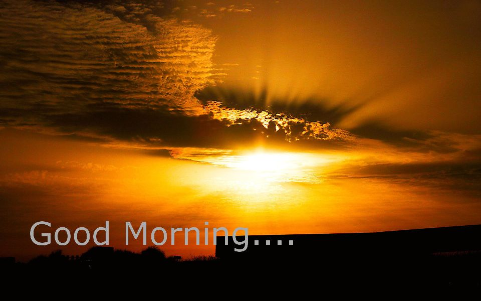 Good morning wishes pictures images page 60 for Morning sunrise images