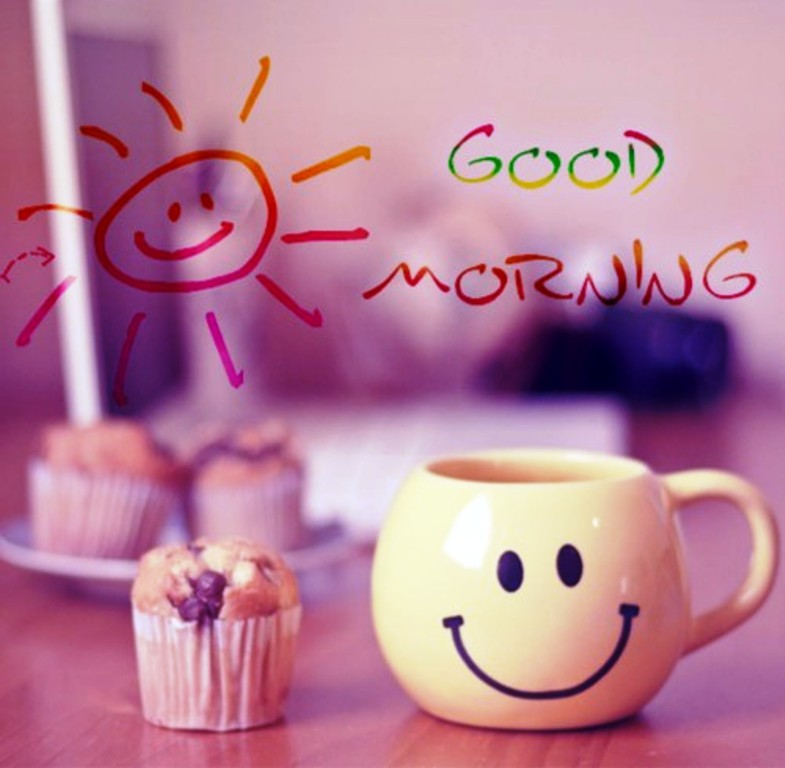 Good Morning Beautiful Tumblr : Good morning wishes with tea pictures images page