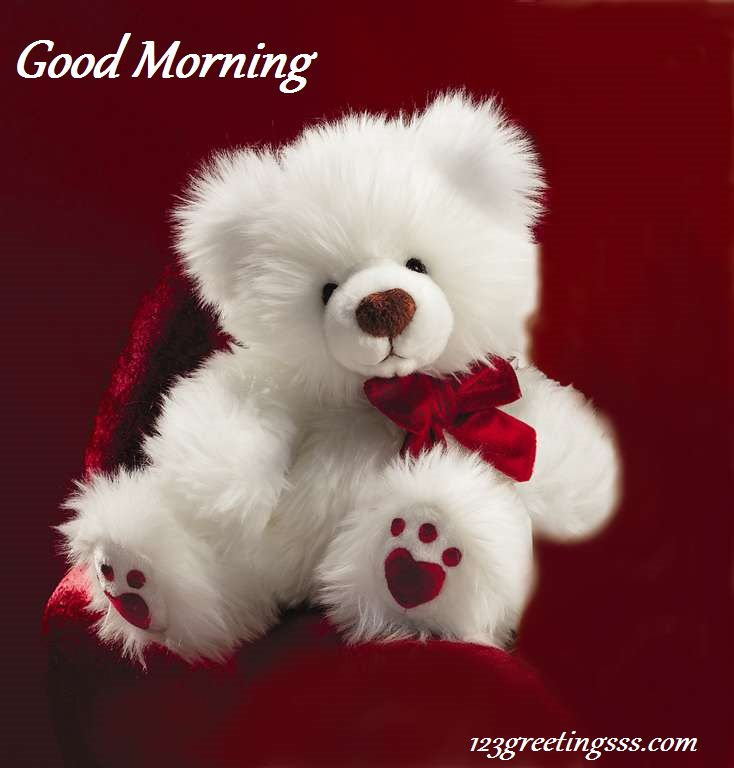 Good Morning Wishes With Teddy Pictures Images Page 7