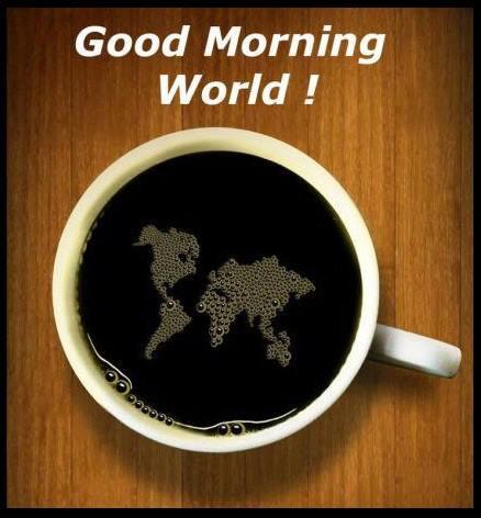 Good Morning World-wg01522