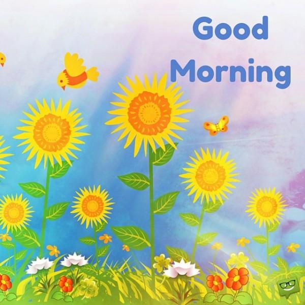 Good Morning !-wg01718