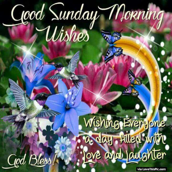 Good Sunday Morning Wishes-wg01636