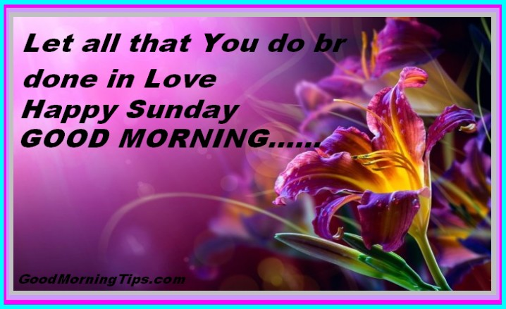 Good Morning Message In German : Good morning wishes on sunday pictures images page