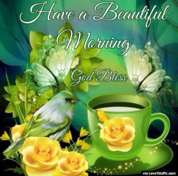 Have A Beautiful Morning God Bless-wg01647