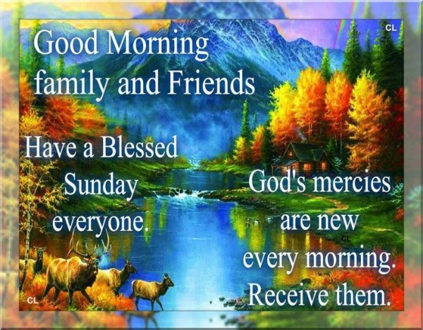 Have A Blessed Sunday Everyone-wg01651