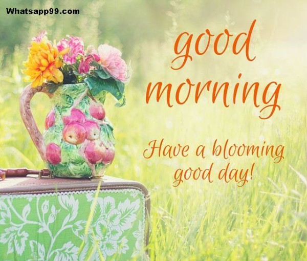 Have A Blooming Good Day-wg015060