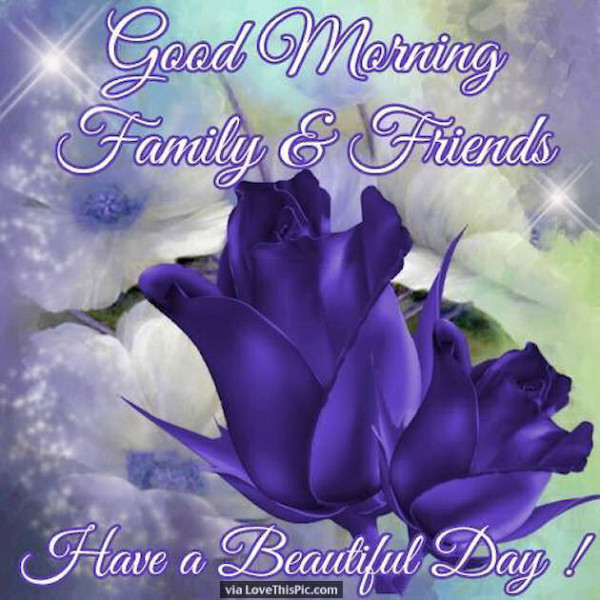 Have A Beautiful Day - Good Morning-wg01652
