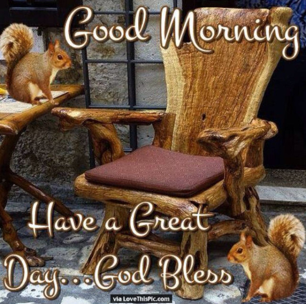 Have A Great Day - God Bless-wg01655