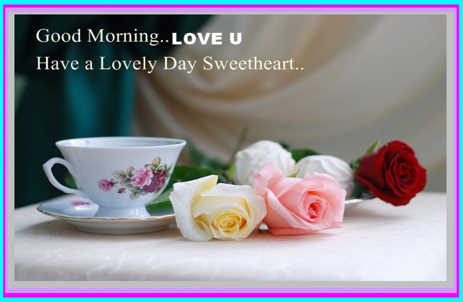 Have A Lovely Day Sweet Heart Wm1055