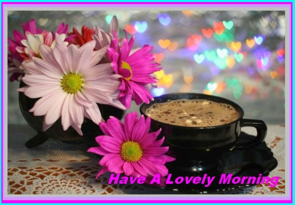 Have A Lovely Morning !-wg01770