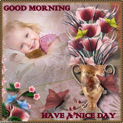 Have A Nice Day Baby Good Morning-wg017139