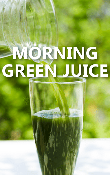 Morning Green Juice-wg25