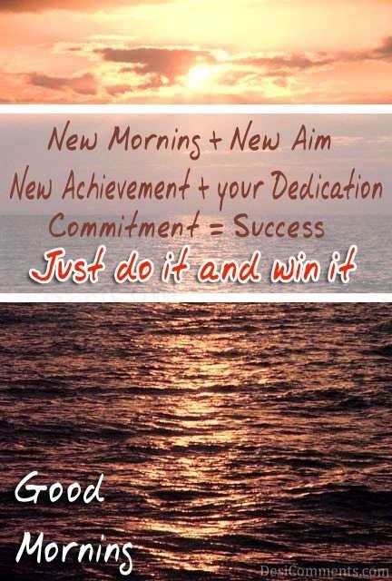 New Morning New Aim-wg015101
