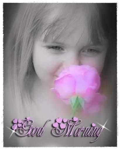 Nice Morning Wish Wg3610