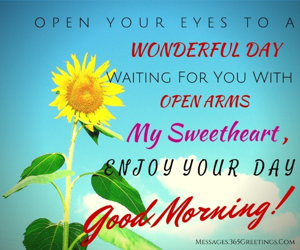 Open Your Eyes To A Wonderful Day-wg017176