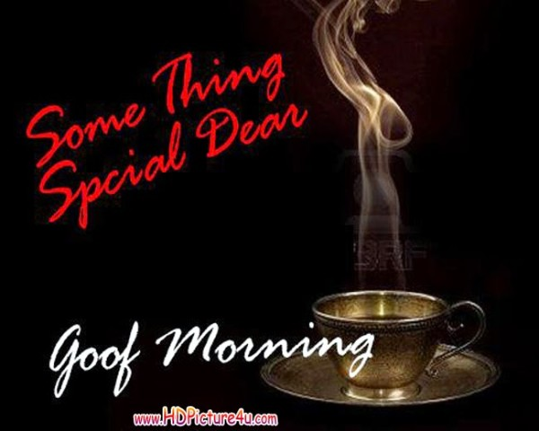 Something Special Day - Good Morning-wg01534