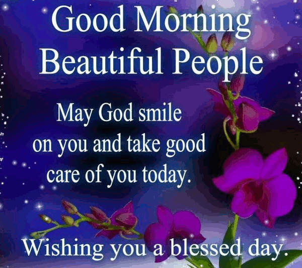 Wishing You A Blessed Day