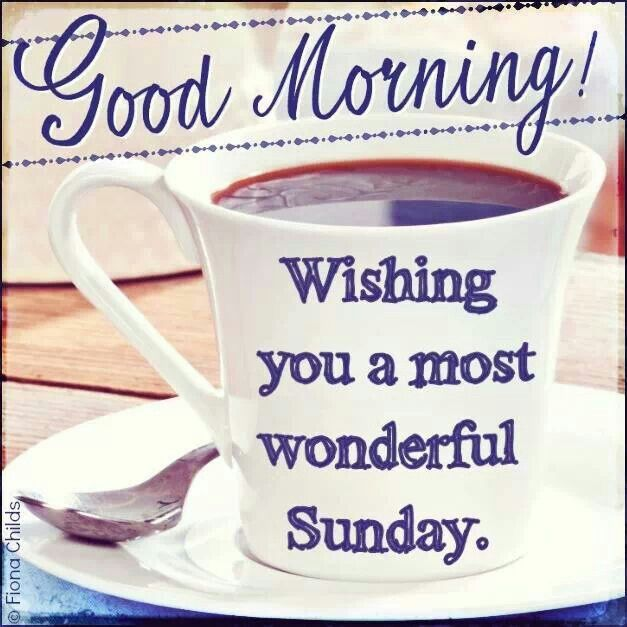 Good Morning Wishes On Sunday Pictures Images Page 14