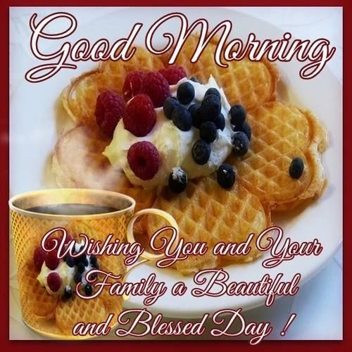 Wishing You And Your Family A Beautiful And Blessed Day !-wg015118