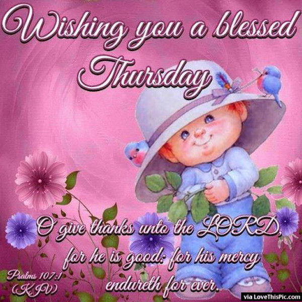 Wishing You  Blessed Thursday-wg01793