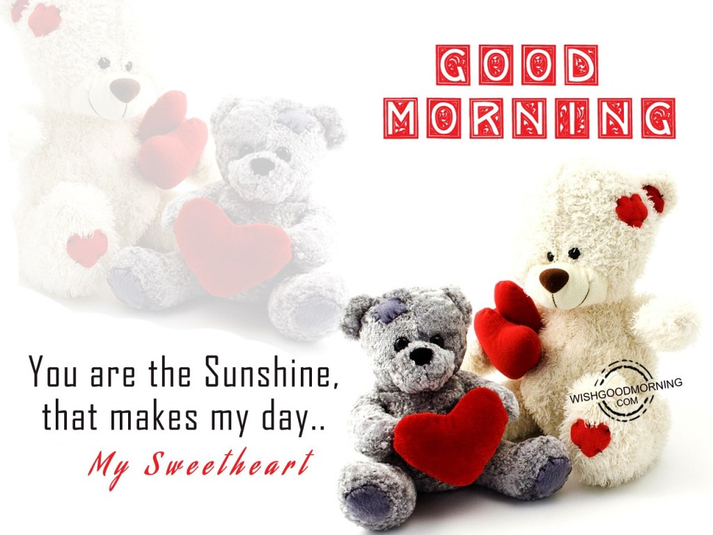 Good Morning Wishes For Sweetheart Pictures Images Page 2