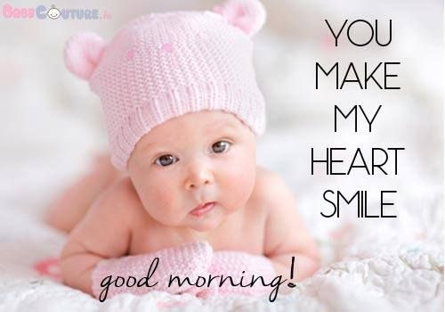 Images Of Good Morning With Babies | www.pixshark.com ...