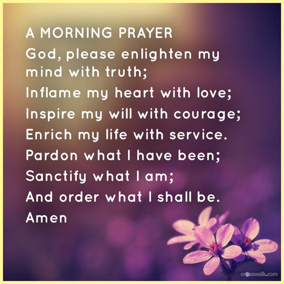 A Morning Prayer-wg140027