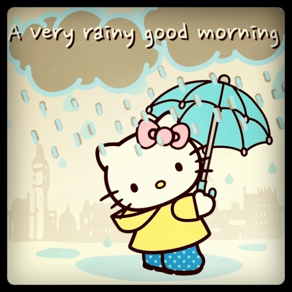 A Very Rainy Good Morning-wg16018