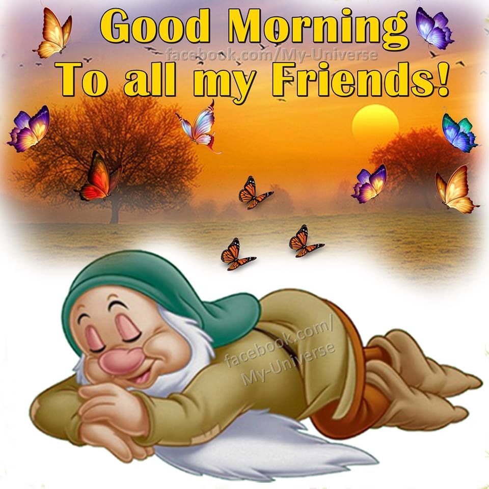 Good Morning All Image Download : Good morning wishes with cartoons pictures images page