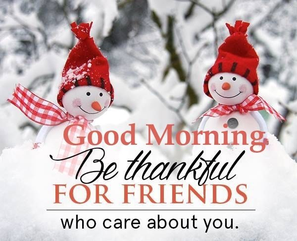 Be Thankful For Friends-wg16037