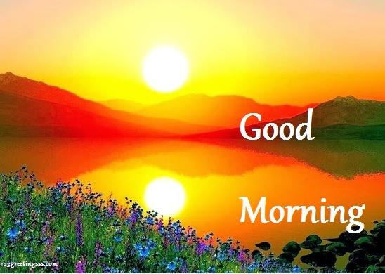 Beautiful Sunrise - Morning-wg16045