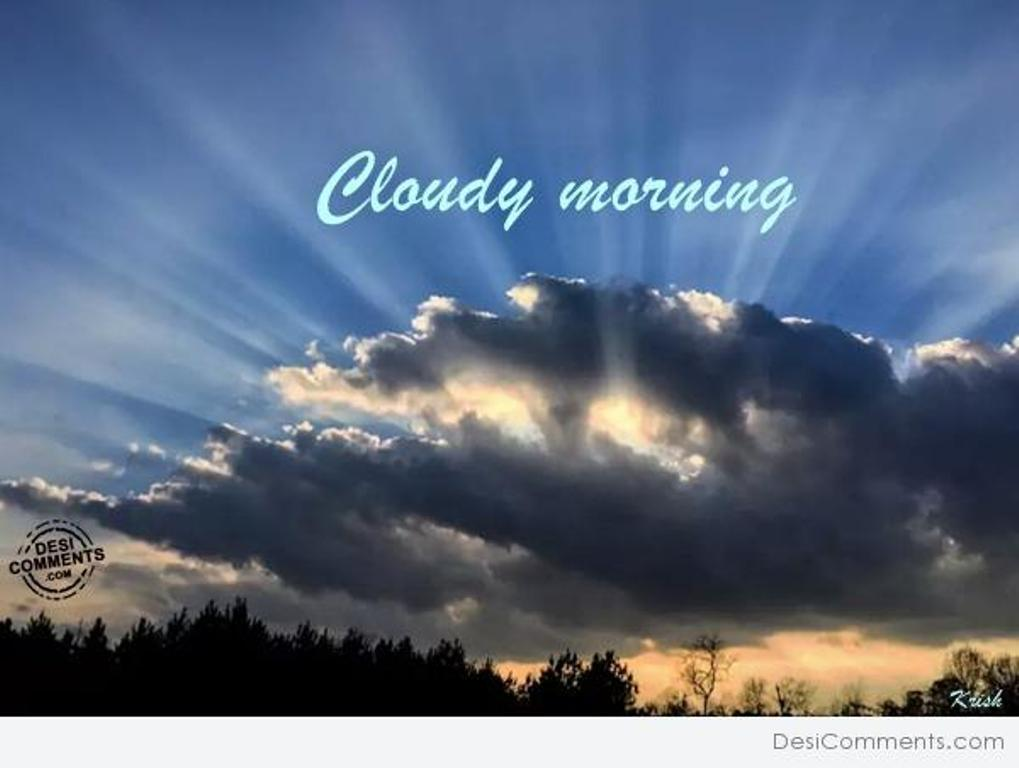 Cloudy Morning