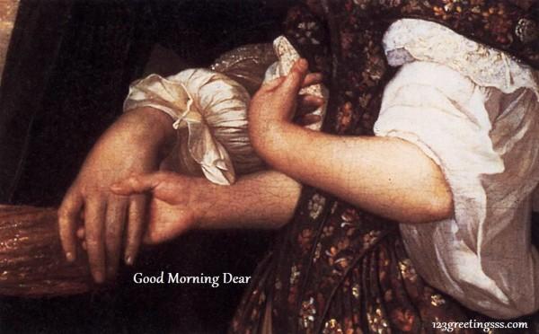 Dear - Good Morning !-wg16073