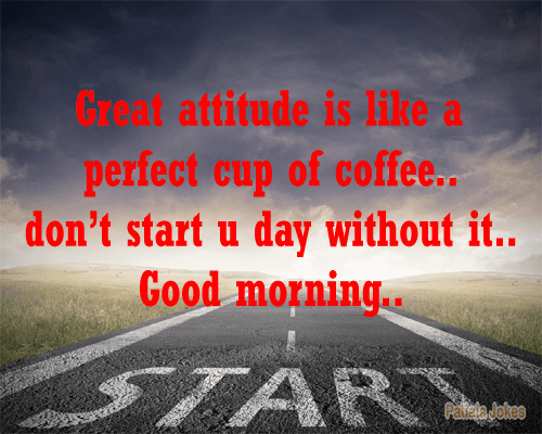 Do Not Start Your Day Without It-wg16080