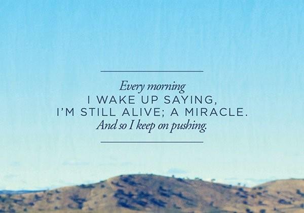 Every Morning I Wake Up Saying-wg16096