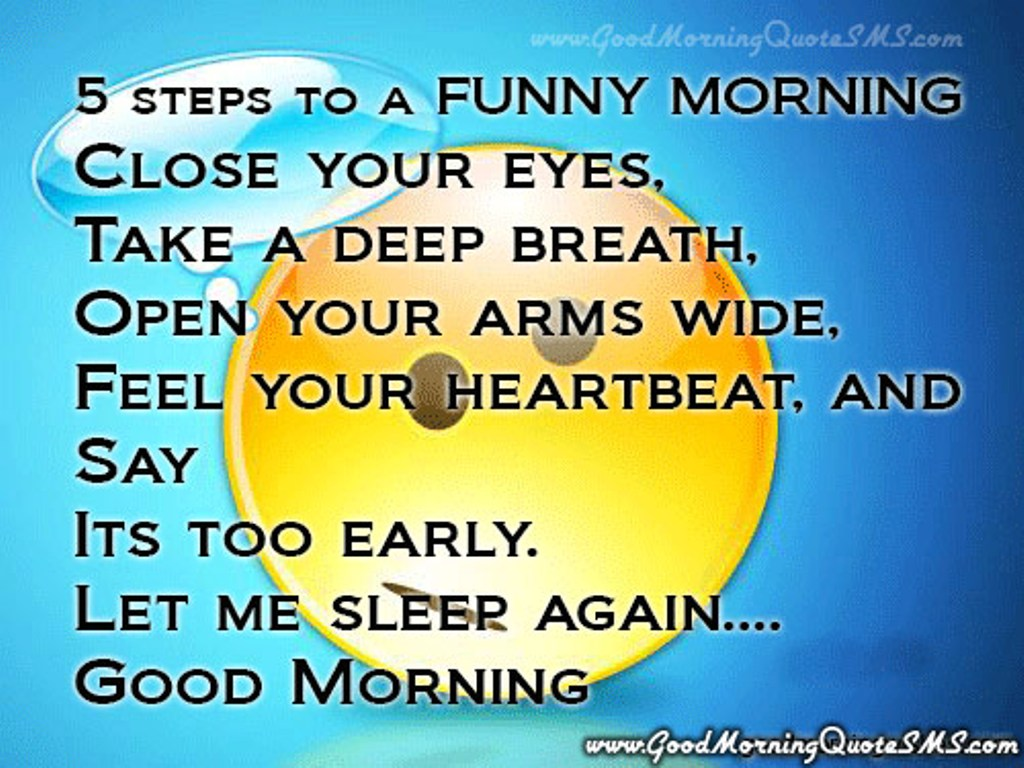 Funny good morning wishes pictures images page 4 five steps to a funny morning wg034138 m4hsunfo Images