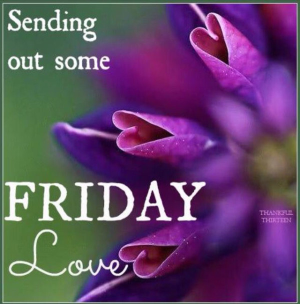 Friday Love - Good Morning-wg11155