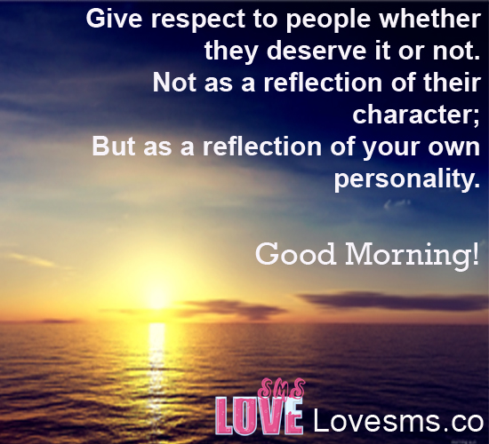 Give Respect To People-wg16124