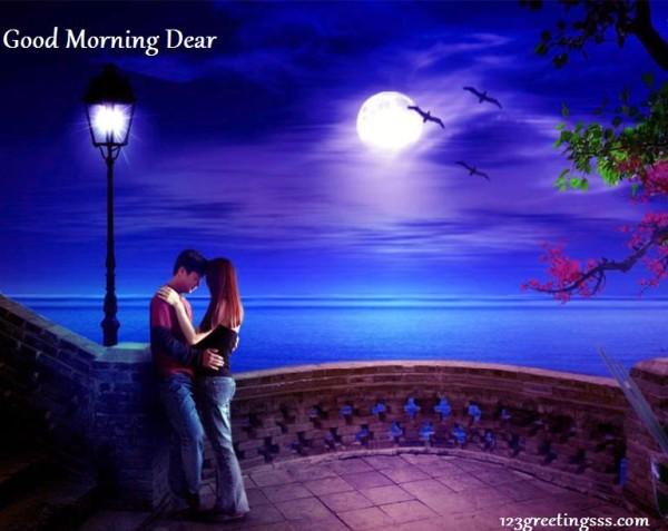 Good Morning Dear - Baby-wg16246