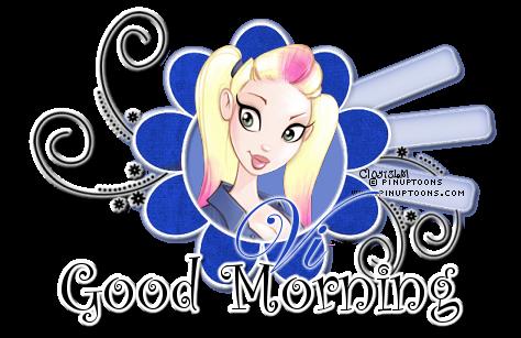 Good Morning - Doll-wg0180310