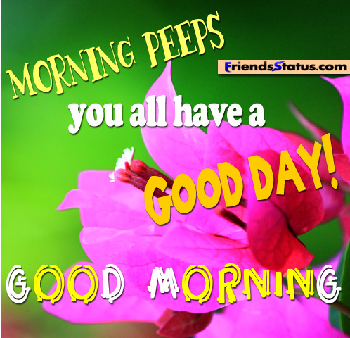 Good Morning Wishes Pictures Images Page 27